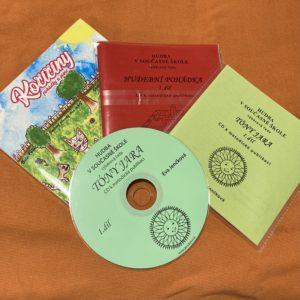 Metodická CD pro hudební výchovu