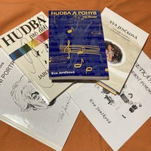 Hudebně pedagogické publikace